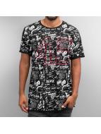 Who Shot Ya? t-shirt 45 zwart