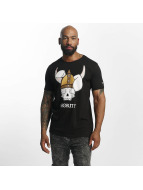 Who Shot Ya? t-shirt Viking zwart