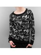 Who Shot Ya? DRWA45 Sweatshirt Black