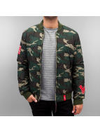 Who Shot Ya? Transitional Jackets Camo kamuflasje