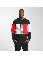 Who Shot Ya? Damn Dan Sweatshirt Red/Black