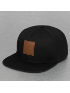 ? WHO? Snapback Cap Black...