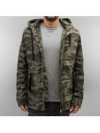 Who Shot Ya? Winter Jacket Armee camouflage