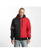 Who Shot Ya? WhoReady Winterjacket Red/Black