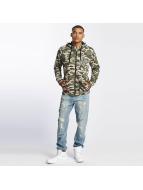 Who Shot Ya? Zip Hoodie Camo camouflage