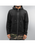 Who Shot Ya? Yovo Zip Hoody Black