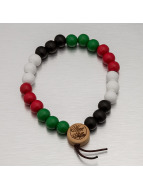 Wood Fellas Bracelet Deluxe Pearl multicolore