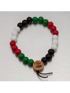 Wood Fellas Bracelet Deluxe Pearl multicolore