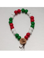 Wood Fellas Bracelet Deluxe Pearl white