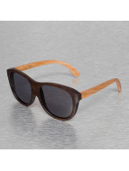 Wood Fellas Eyewear Очки Lundu Handmade коричневый
