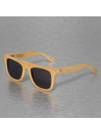 Wood Fellas Eyewear Очки Wood Fellas Mino коричневый