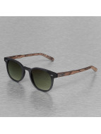 Wood Fellas Eyewear Очки Eyewear Schwabing Polarized Mirror черный