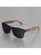Wood Fellas Eyewear Glasögon Eyewear Lehel Polarized Mirror brun