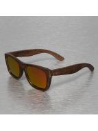 Wood Fellas Eyewear Gözlükler Jalo Mirror kahverengi