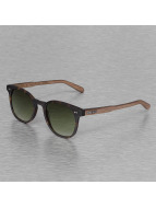 Wood Fellas Eyewear Solglasögon Eyewear Schwabing Polarized Mirror brun