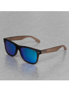 Wood Fellas Eyewear Sonnenbrille Eyewear Lehel Polarized Mirror braun