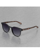 Wood Fellas Eyewear Sonnenbrille Eyewear Schwabing Polarized Mirror schwarz