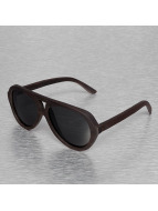 Wood Fellas Eyewear Sunglasses Tulaben Handmade brown