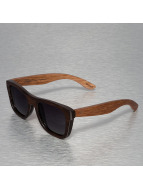 Wood Fellas Eyewear Zonnebril Jalo bruin