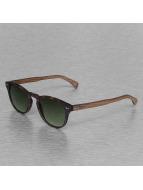 Wood Fellas Eyewear Zonnebril Eyewear Haidhausen Polarized Mirror bruin