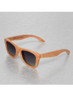 Wood Fellas Eyewear Zonnebril Wood Fellas Jalo bruin