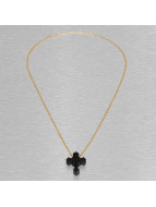Wood Fellas Kette Celtic Cross schwarz