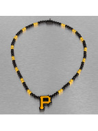 Wood Fellas Kette MLB Pittsburgh Pirates Team schwarz