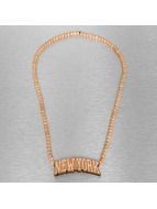 Wood Fellas ketting Wood Fellas New York bruin