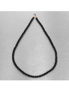 Wood Fellas ketting Deluxe Pearl zwart