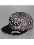 Wood Fellas Snapback Da Wood multicolore