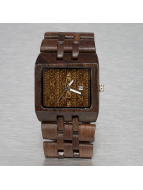 Wood Fellas Uhr Wood Fellas Sanur braun