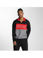 Wrung Division Пуловер Rushmore черный
