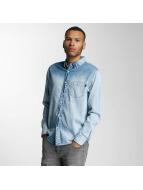 Wrung Division Рубашка Kirk синий