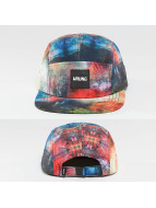 Wrung Division 5 Panel Caps Abstract colored