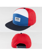 Wrung Division 5 Panel Caps Rack rood