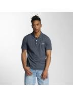 Wrung Division Camiseta polo Signature azul