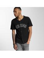 Wrung Division Chemise Hitman Baseball noir