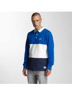 Wrung Division Poloshirt Park Polo blau