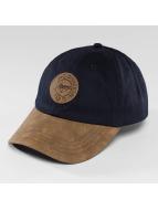 Wrung Division Snapback Cap Duke blau