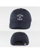 Wrung Division Snapback Cap Crew Baseball blu