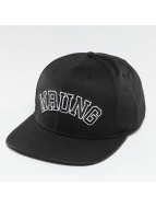 Wrung Division Snapback Cap Block nero