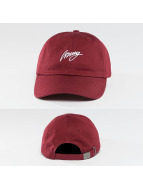 Wrung Division Snapback Cap Base Baseball red
