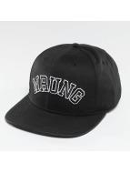 Wrung Division Snapback Cap Block schwarz