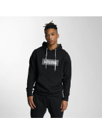 Wrung Division Sweat capuche Black Box noir