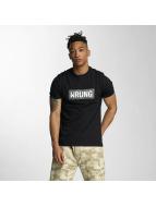 Wrung Division T-Shirt Box black