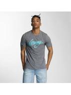 Wrung Division T-Shirt Signature grey