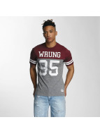 Wrung Division t-shirt Beast rood