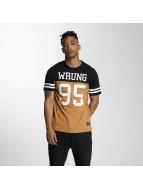 Wrung Division T-Shirt Beast schwarz