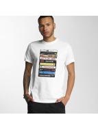 Wrung Division T-shirts Tapes hvid
