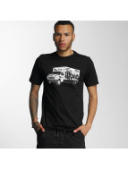 Wrung Division T-Shirty Truck czarny